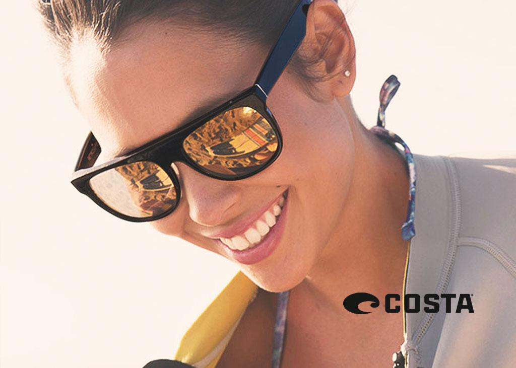 Bocaview Optical Designer Eyewear Frame from Costa