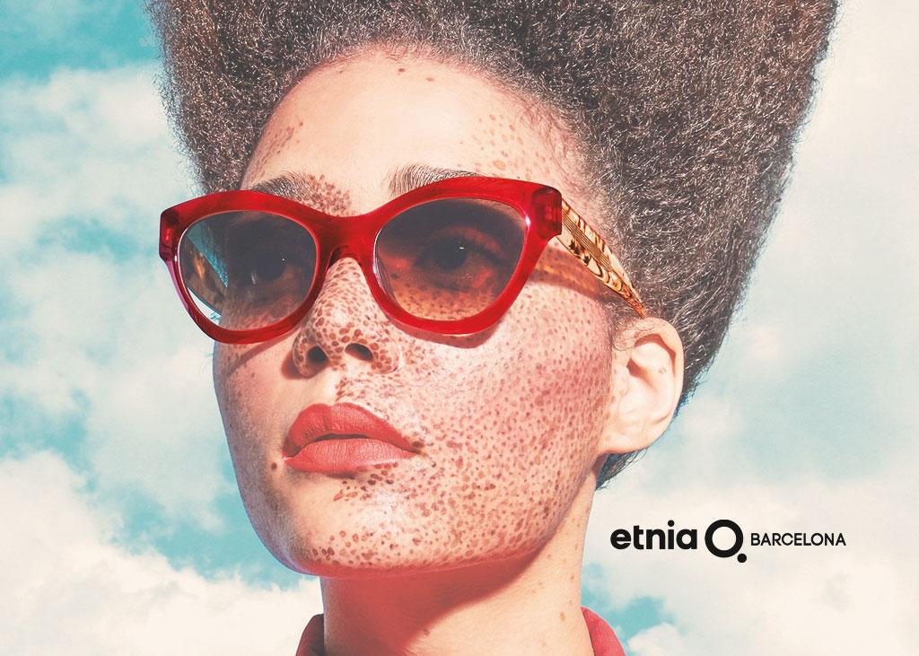 Number One Designer Eyewear Frame from etina O Barcelona