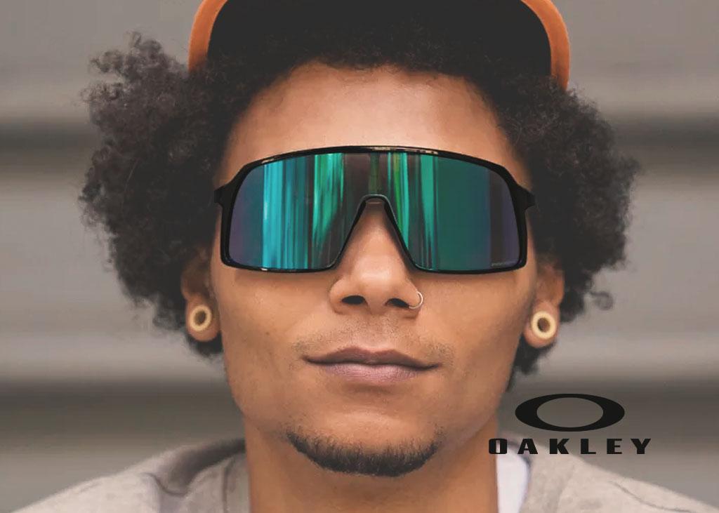 Bocaview Optical Designer Eyewear Frame from Oakley