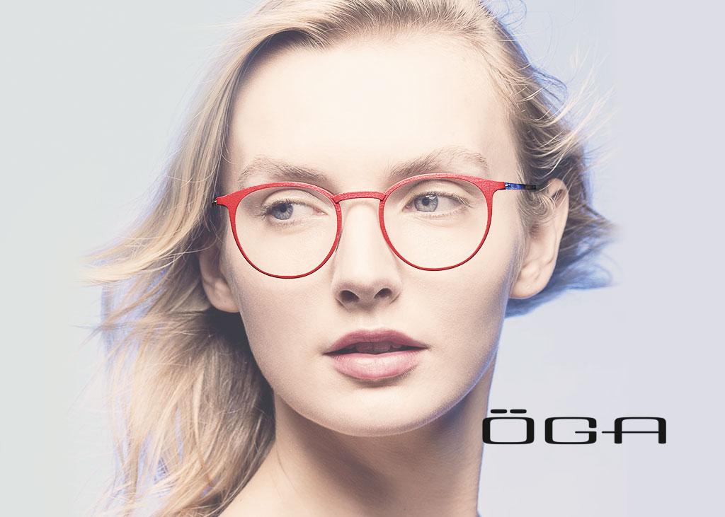 Bocaview Optical Designer Eyewear Frame from OGA