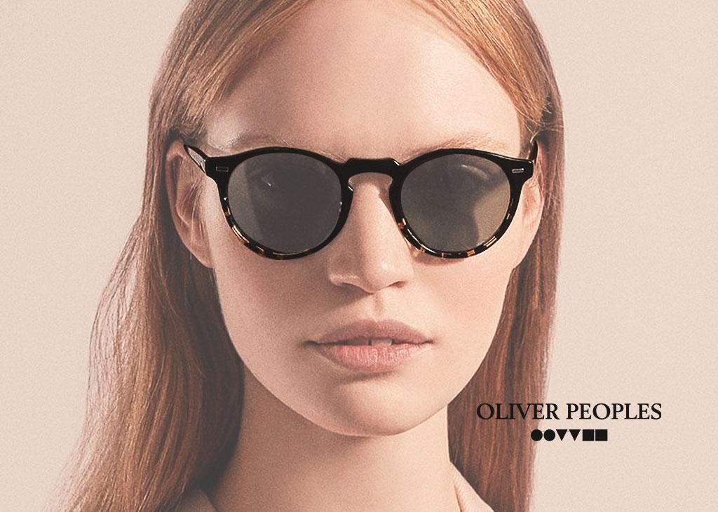Latest Designer Eyewear Frame from Olivers People
