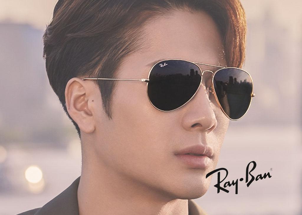 Bocaview Optical Designer Eyewear Frame from Ray Ban