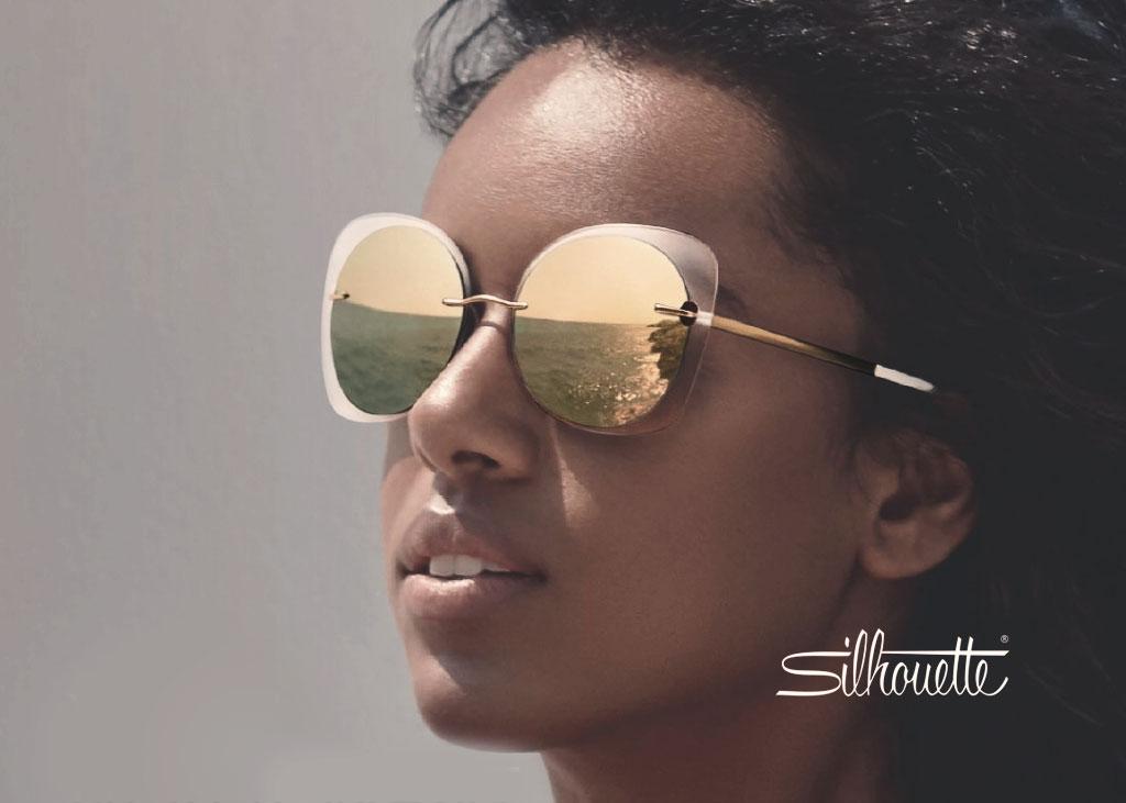 Bocaview Optical Designer Eyewear Frame from Silhoueete