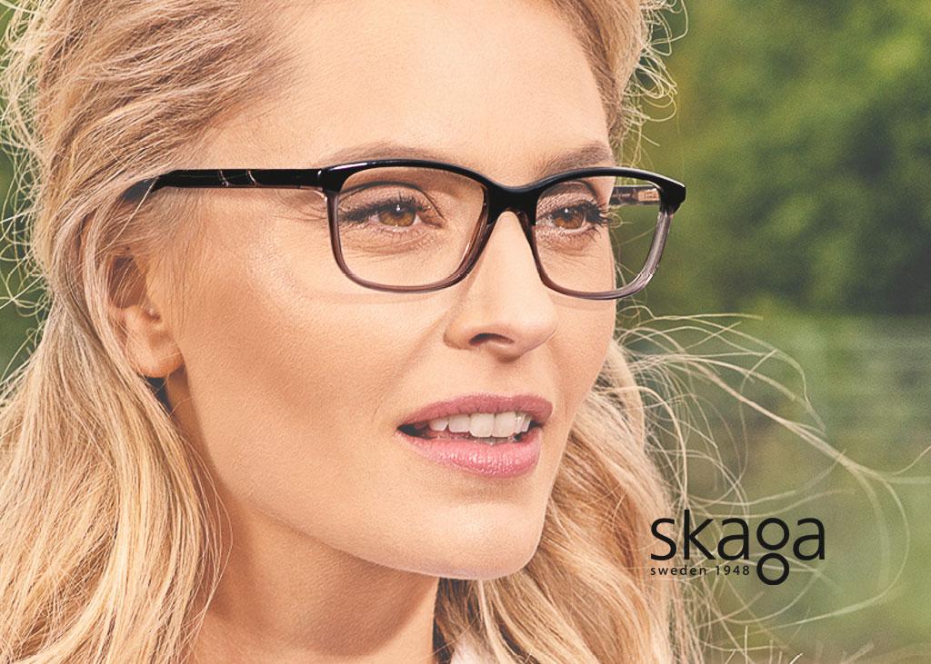 Bocaview Optical Designer Eyewear Frame from Skaga