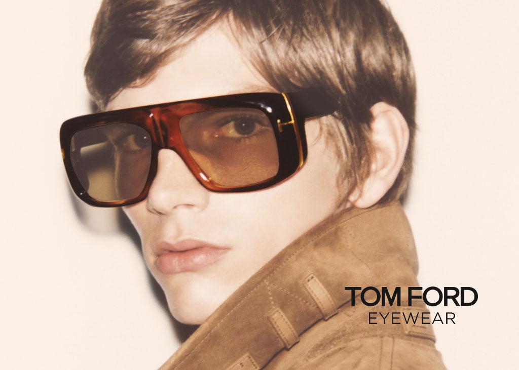 Bocaview Optical Designer Eyewear Frame from Tom Ford